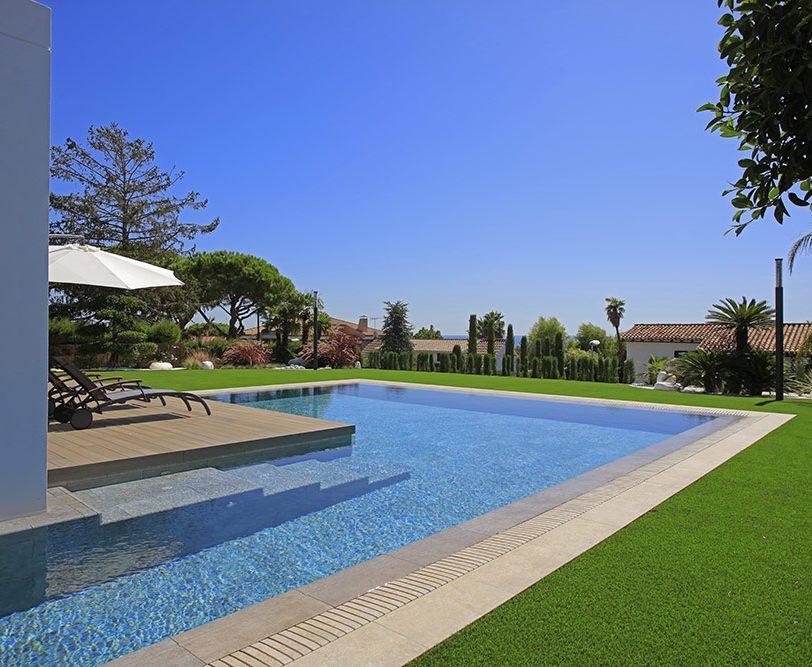 piscine étancheité revêtement marmorini