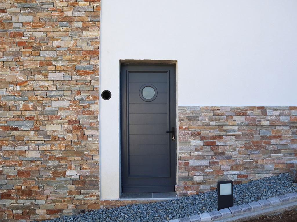 façade revetement extérieur marmorini