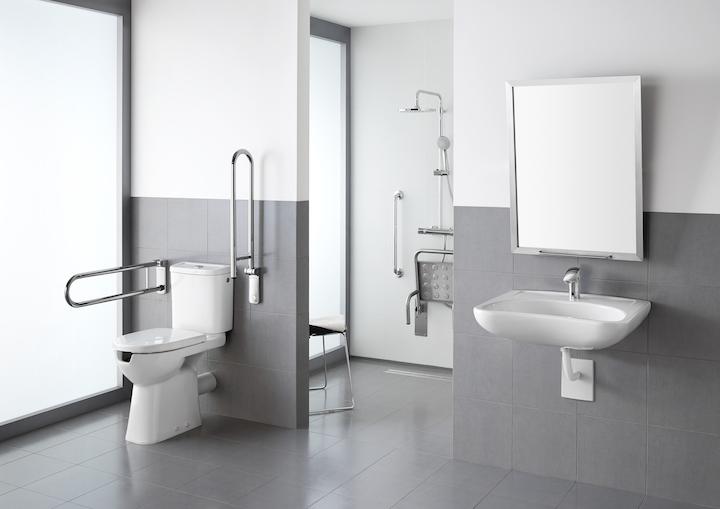 La salle de bain idéale pour les personnes à mobilité ...